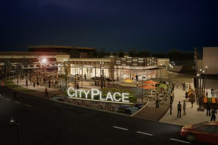 CityPlace Rendering