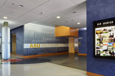 McCord Hall at the WP Carey School of Business Arizona State