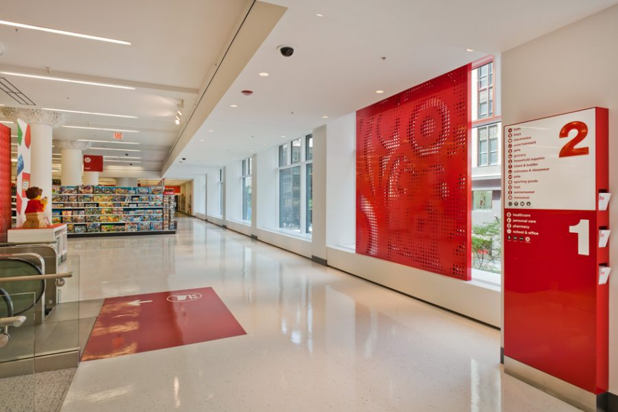 Target Store, Chicago State Street location | RSP