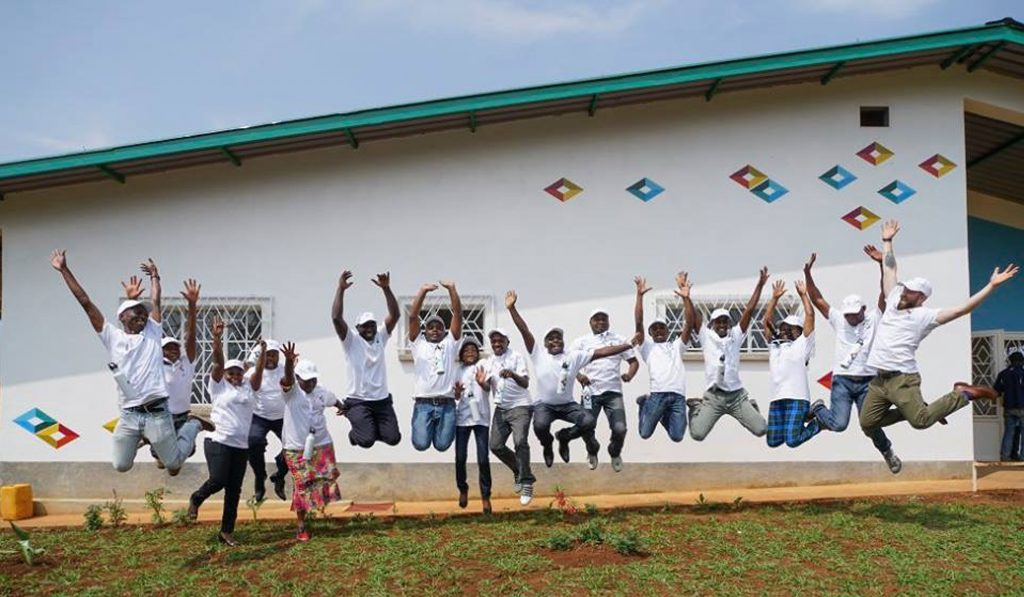 """Participating in this project had a big impact on us,"" says RSP's Derek McCallum. "" It wasn't just writing a check; it was an opportunity to share ideas and shape a project that would ultimately make a huge difference."""