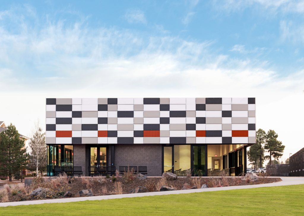 NAU's International Pavilion recognized as one of the greenest buildings in the world.