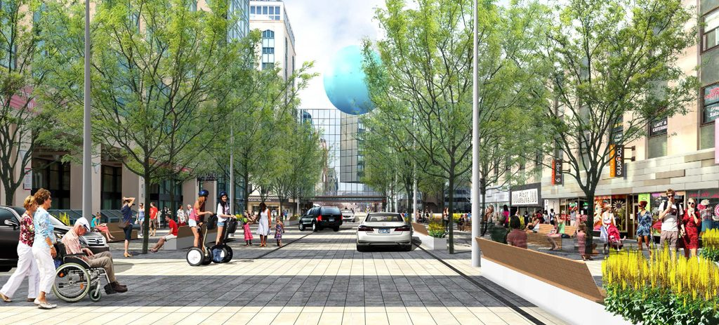 Heart of the City Rendering