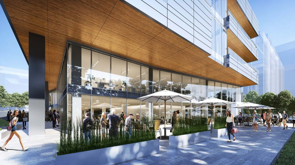 Discovery Square Street View Rendering