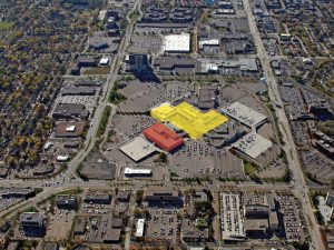 Southdale Redevelopment - Site Plan