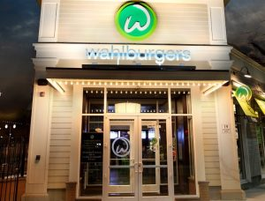 Wahlburger's MN Grand Opening