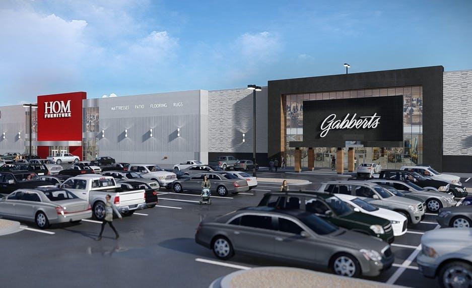 Gabberts Will Leave Galleria As Hom, Hom Furniture Rochester Mn